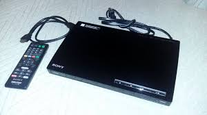 sony dvd blu ray bdp s185 player w remote hdmi cable works