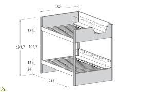 materasso standard gallery of letti una piazza e mezza misure misure standard