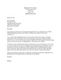 concession supervisor cover letter