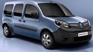renault minivan 2014 renault kangoo van youtube