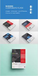 flyer graphic design layout 20 business flyer templates with creative layout designs