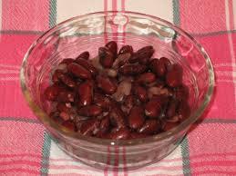 cuisiner des haricots rouges secs recette santé haricots rouges maison