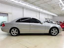 mercedes e class 2005 2005 used mercedes e class e500 4dr sedan 5 0l 4matic at