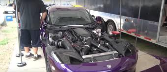 Dodge Viper Engine - 1 900 hp purple dodge viper tries to kill its driver while aiming