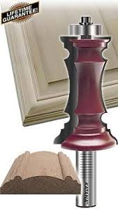 cabinet door router jig mlcs mitered door frame router bits and kits cabinets pinterest