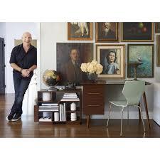 leon mid century desk angelo home mid century desk in walnut