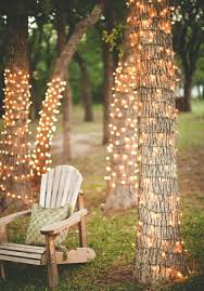 Decorating With Christmas Lights All Year Round by Outdoor Diy Lighting Ideas Rounding Lights And Bonfires