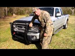 ford hunting truck ford ranger a truck for older hunters youtube