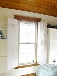 Wooden Window Shutters Interior Diy 202 Best Shutters Images On Pinterest Mobile Homes Types Of And