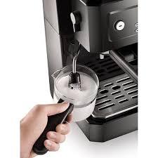 which delonghi espresso machine amazon black friday deal delonghi combination drip coffee cappuccino and espresso machine
