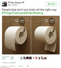 Toilet Paper Roll Meme - brits hit back on twitter in wake of london terror attack daily