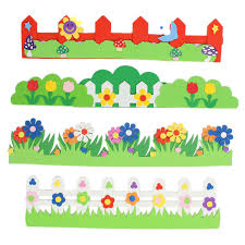 Wall Decoration For Preschool by Foam Fence Kindergarten Classroom Playground Decorative Supplies