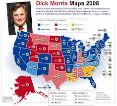 Midterm Election Map by Morris U0027 Worst Predictions After Fox News Ouster Business