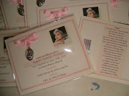 personalized baptism favors i this idea 20 baptism favors medal cards personalized