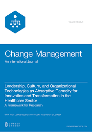 hã ngelen design leadership culture and organizational technologies as absorptive