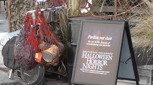 scare zones halloween horror nights universal studios florida update jimmy fallon ride fast