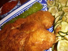 comment cuisiner le blanc de poulet une toute recette de blanc de poulet pané à la tunisienne
