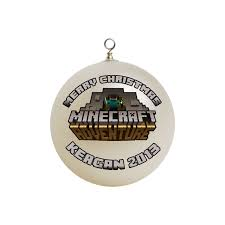 ornaments to personalize minecraft