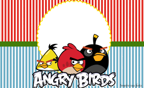 Free Printable Halloween Candy Bar Wrappers by Angry Birds Free Printables Candy Bar Labels And Invitations