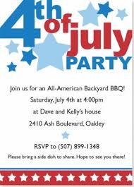 4th of july party invitations u2013 gangcraft net