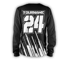 custom motocross jerseys custom mx jersey printing