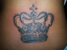 cidkev small princess crown tattoos