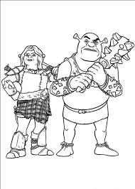 shrek 4 shrek coloring pages coloring for kids