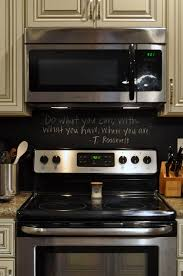 kitchen update chalkboard style east coast creative blog