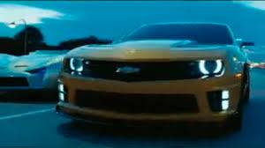 decepticon camaro chevy runs in transformers 3 autoevolution