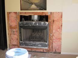 fireplace insulation cover binhminh decoration