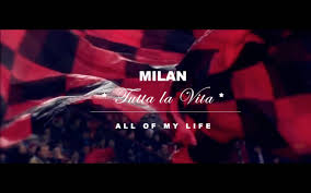 ac milan all my life youtube