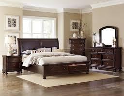 Modern Traditional Bedroom - homelegance faust collection faust traditional bedroom set