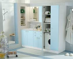 Bathroom Cabinet With Laundry Bin by Laundry Room Superb Bathroom Linen Cupboard Linen Cabinet W