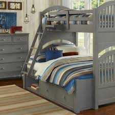 Adrian TwinFull Bunk Lake House NE Kids - Ne kids bunk beds