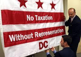 Washington Dc Flag Washington Dc Voting Rights Fairvote