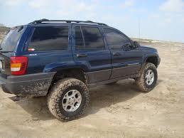 lifted jeep blue macju 1999 jeep grand cherokee specs photos modification info at