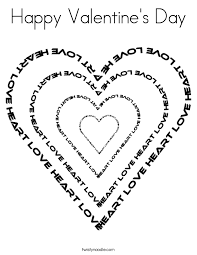 trendy inspiration ideas happy valentines day coloring page happy