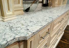 Quarter Round Kitchen Cabinets White Cabinet With White Quartz Countertop Ogee Countertop Edge