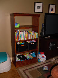 ana white full toy box bookcase diy projects