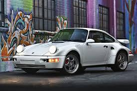 porsche 911 turbo 90s this u002794 porsche 911 turbo has driven just 40 miles ever