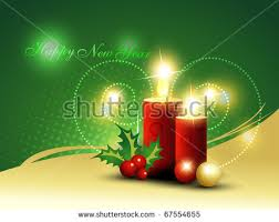 free christmas candle vector background download free vector art