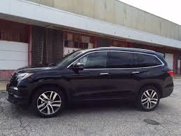 Honda Pilot 2003 Reviews Review All New 2016 Honda Pilot Hits The Bulls Eye With Style And
