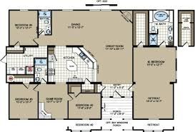 Triple Wide Floor Plans Texas Manufactured Homes Modular Homes And Mobile Homes Titan