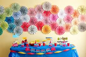 How To Make Birthday Decorations At Home Engagement Party Decorations At Home Trendy Engagement Party