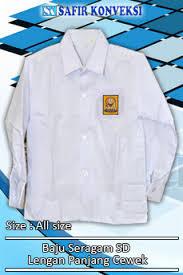 Seragam Sekolah Lengan Panjang jaket baseball grosir seragam sekolah murah surabaya