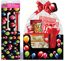 birthday basket balloons galore birthday basket