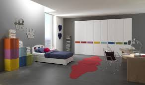 bedroom pleasant red boy bedroom color scheme decoration with