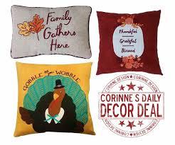 thanksgiving throw pillows 6 29 regularly 17 99 free shipping