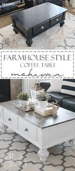 farmhouse style coffee table 25 best diy farmhouse coffee table ideas and designs for 2018