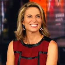 amy robach hairstyle josh elliott out amy robach in on good morning america after